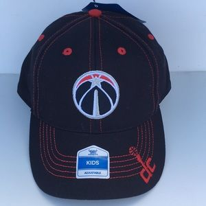 Washington Wizards Kids Structure Hat NWT